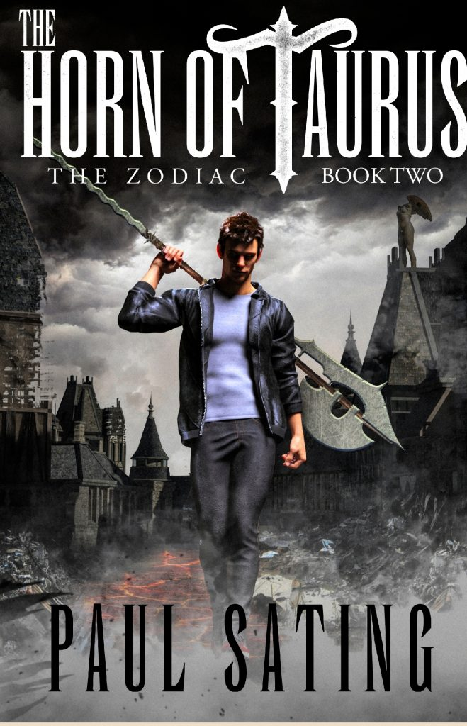 Book cover of The Horn of Taurus