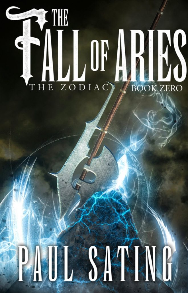 Book cover for Fall of Aries