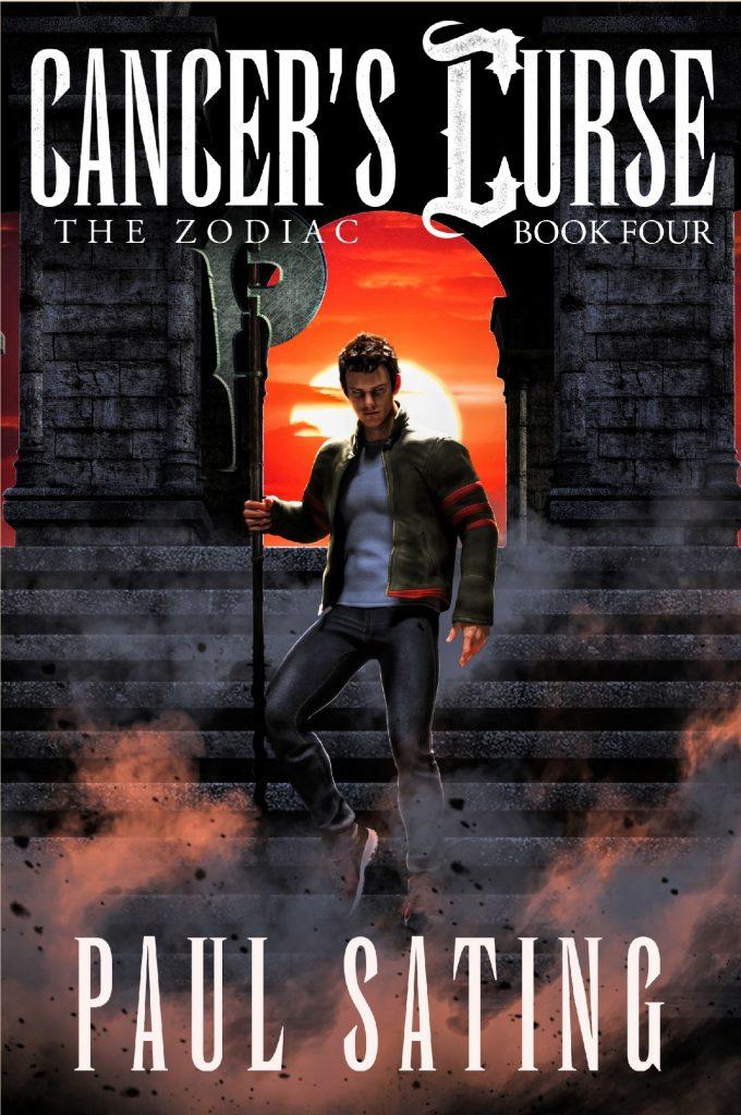 Cancer's Curse Book Cover
